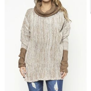 Boho Sweater top